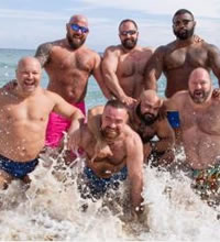 Bearibbean Mexican Riviera Gay Bears Cruise 2018