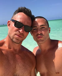 Gay Daddy & Son Mexican Riviera Cruise 2020