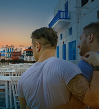 Greece Gay Cruise 2021