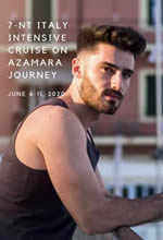 Italy Discovery Gay Cruise 2020
