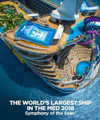 Mediterranean Gay Group Cruise 2018 on Symphony of the Seas