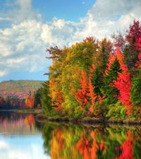 Canada Fall Foliage Gay Group Cruise 2019