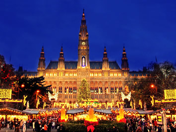 Danube Christmas Markets Gay Group River Cruise 2018 - Happy Gay ...