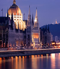 Eastern Europe Danube River Cruise
