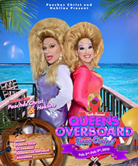 Queens Overboard Caribbean Drag Cruise 2019