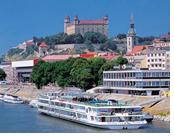 Legendary Danube gay cruise visiting Bratislava