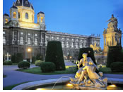 Legendary Danube gay cruise visiting Vienna