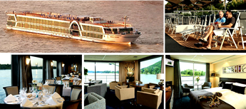 Danube gay river cruise on Amadeus Silver