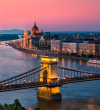 Legendary Danube All-Gay Riverboat Cruise