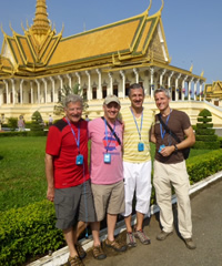 Vietnam & Cambodia Mekong River Gay Cruise Tour
