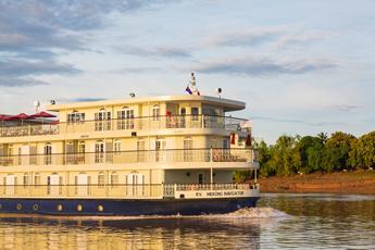 Mekong River Gay Cruise on Mekong Navigator