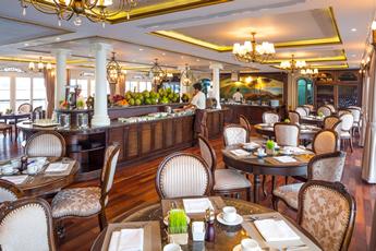 Mekong Navigatpr - Le Marche Dining Room