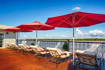 Mekong Navigator Sun Deck