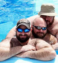 Mexican Riviera Gay Bears Cruise 2018