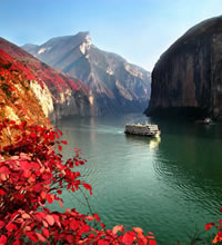 China Yangtze River Gay Cruise