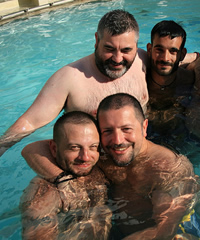 Mediterranean Gay Bears Cruise 2017