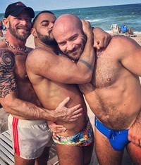 Transatlantic Gay Bears Cruise 2021
