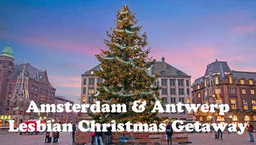 Christmas Cruises 2019.Amsterdam Antwerp Lesbian Christmas Getaway Cruise 2019