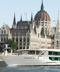 Emerald Waterways Gay Danube River Cruise