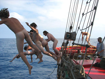 Eclusively Gay Naked Greek Islands Cruise Our Ship The Aegean Lady