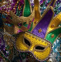 Krewe de Queens - Mardi Gras Gay Cruise 2019