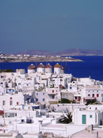 Mykonos to Athens nude gay sailing cruise