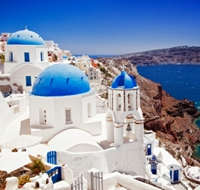Mykonos & Santorini gay sailing cruise