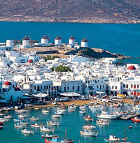Greece Gay Sailing Cruise: Athens - Syros - Mykonos