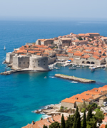 Croatia gay cruise from Dubrovnik to Split