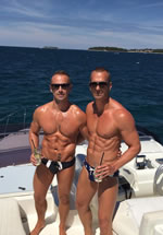 Croatia gay only cruise from Dubrovnik to Split