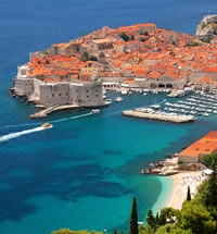 Gay Croatia cruise from Dubrovnik to Split