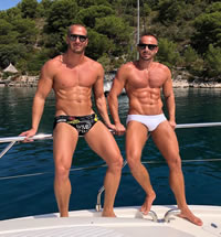 Croatia Luxury Gay Sailing Cruise from Dubrovnik to Split
