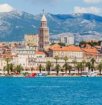 Croatia gay sailing cruise from Split to Dubrovnik