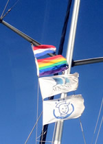 Greece Gay Sailing Cruise from Spetses to Athens
