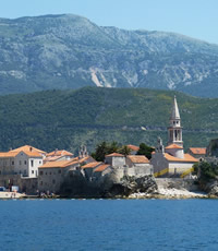 Montenegro gay sailing cruise