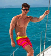 Puerto Rico gay sailing cruise