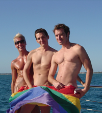 Puerto Rico nude gay sailing cruise
