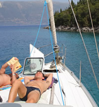 Greece Gay Sailing Cruise: Spetses - Epidauros - Athens