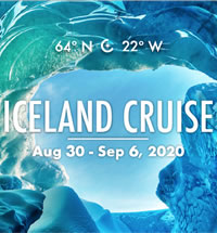 Vacaya Iceland All-Gay Cruise 2020