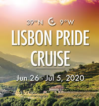 Lisbon Pride & Douro River All-Gay Cruise 2020
