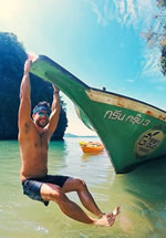 Phuket to Langkawi Gay Sailing Cruise