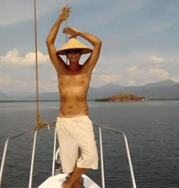 Asia gay sailing cruise