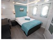 Admiral ship cabin