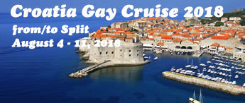 A unique small ship gay cruise on the lavishly designed