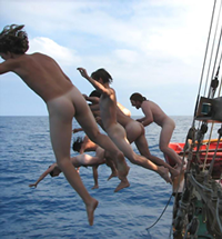 Exclusively gay Croatia cruise 2015