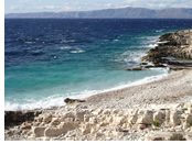 Gay Croatia - Proizd Beach, Korcula