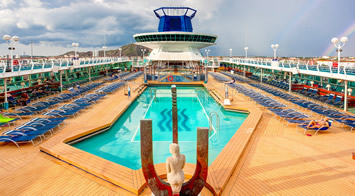 Monarch ship pool