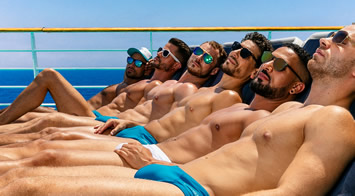 Calendrier Gay.The Cruise European Gay Cruise By La Demenche 2020 Happy