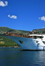 Join up to 36 gay men on this cruise that caresses the turquoise blue waters of The Dalmatian Coast
