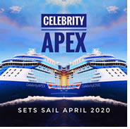 Celebrity Apex Gay Cruise 2020